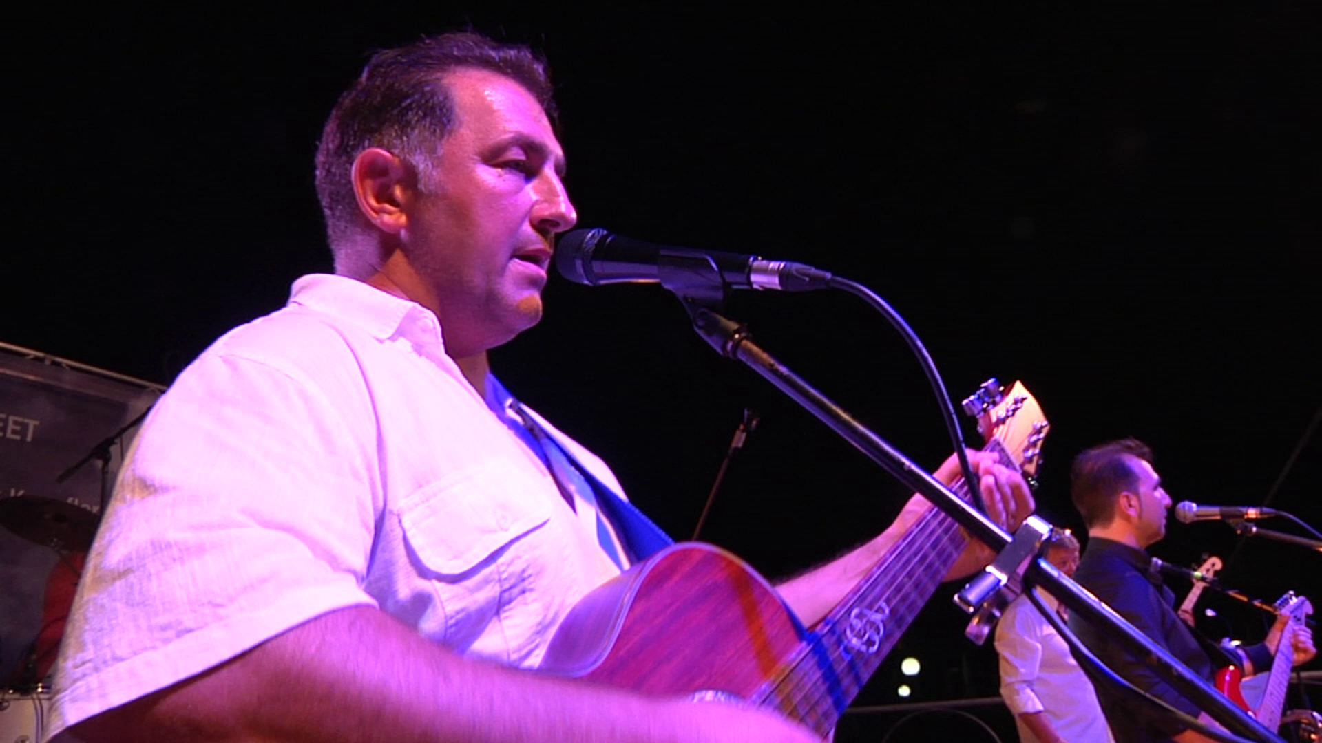 Paolo Donati - Rhythm Guitar Main Street Dire Straits