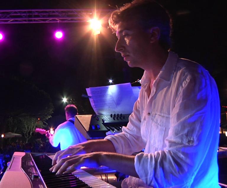 Giovanni Ruggeri - Piano Main Street - Dire Straits